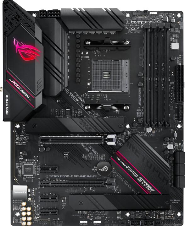 ASUS ROG STRIX B550-F GAMING (WI-FI) - AMD B550