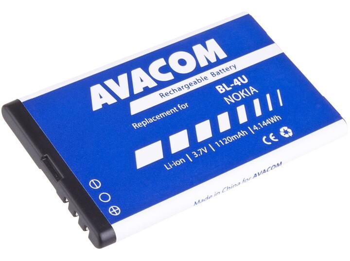 Avacom baterie do mobilu Nokia 5530/E66/5530/E75/5730, 1120mAh, Li-Ion