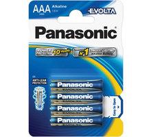 Panasonic baterie LR03 4BP AAA Evolta alk - 35049220