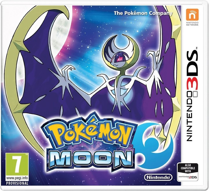 Pokémon Moon (3DS)