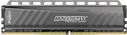 Crucial Ballistix Tactical 4GB DDR4 3000