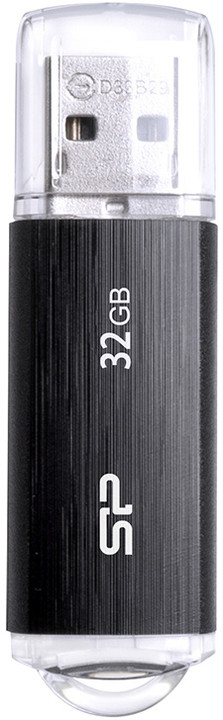 Silicon Power Ultima U02 32GB, černá