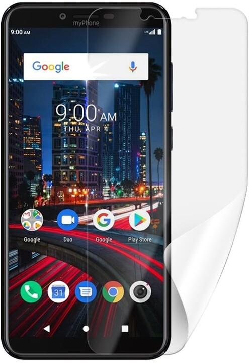 Screenshield ochranná fólie na displej pro MYPHONE CITY 2