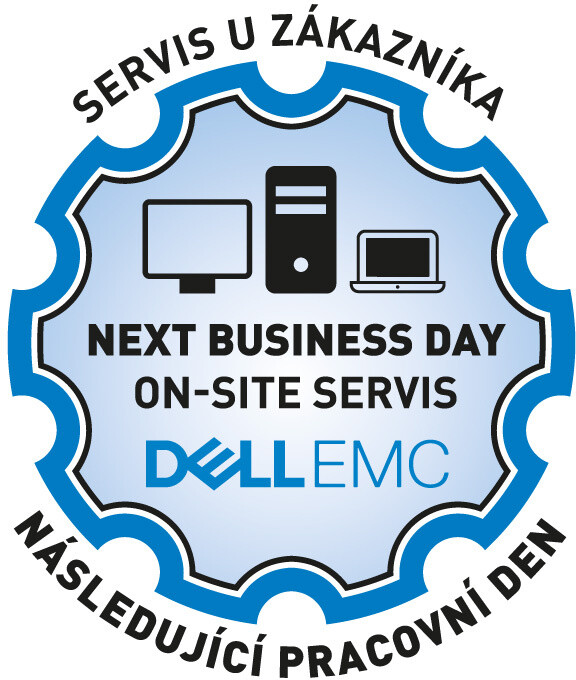 Dell prodloužení záruky o 2 roky /z 3 na 5 let/ pro POWER EDGE T130/ Basic/ NBD on-site