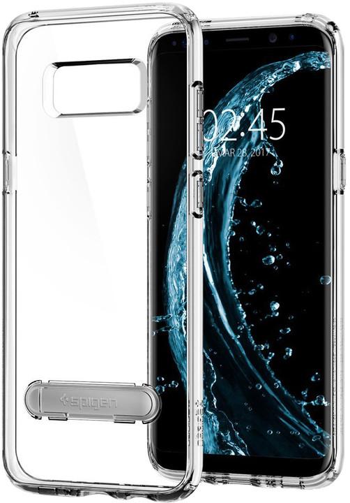 Spigen Ultra Hybrid S pro Samsung Galaxy S8+, crystal clear