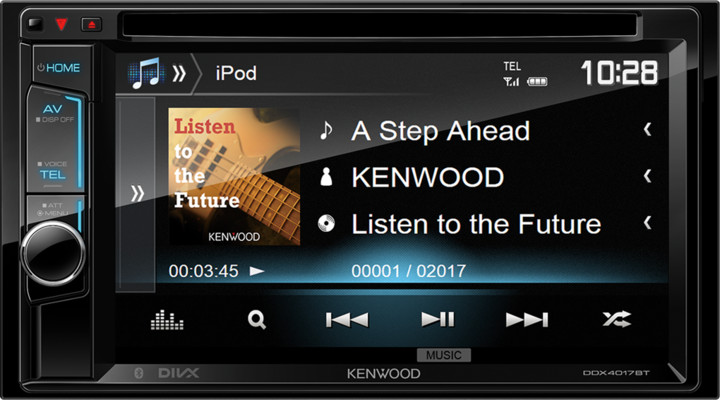 Kenwood DDX-4017BT