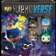 Desková hra POP! Funkoverse - DC Comic Base Set (EN)