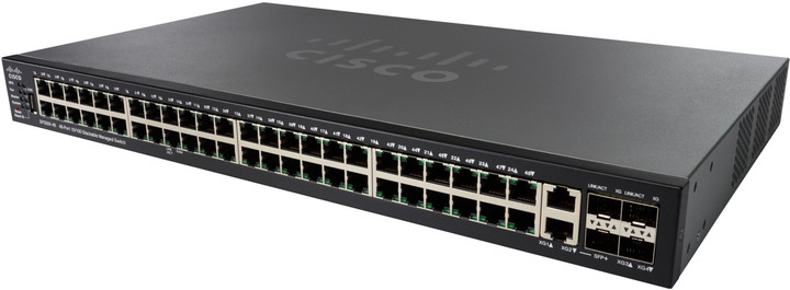 Cisco SF550X-48P