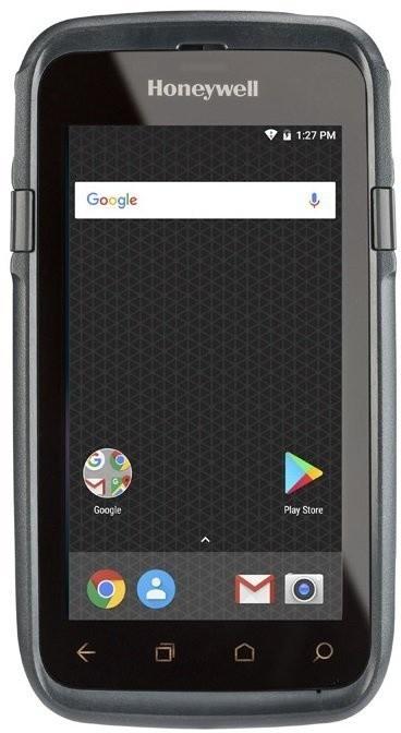 "Honeywell Terminál CT60 - Wi-Fi, 3/32, BT, 4,7"", GMS, Android 7"