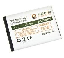 Aligator baterie pro A600/A670/A680, 1350mAh, Li-Ion - A600BAL