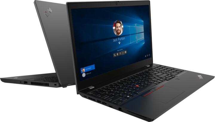 Lenovo ThinkPad L15 Gen 1, černá