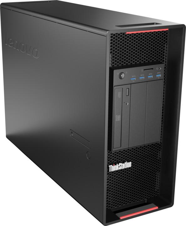 Lenovo ThinkStation P910 TW, černá