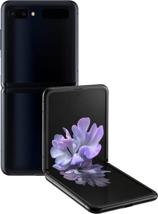 Samsung Galaxy Z Flip, 8GB/256GB, Black
