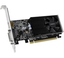 GIGABYTE GeForce GT 1030 Low Profile D4 2G, 2GB GDDR4 - GV-N1030D4-2GL