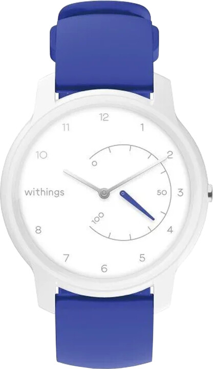 Withings Move - White / Blue