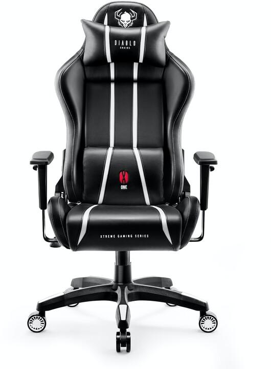 Diablo X-One 2.0, černá/bílá