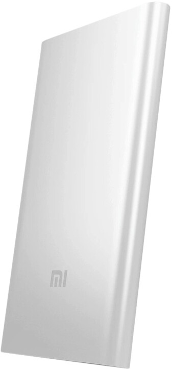 Xiaomi Power Bank 5000 mAh, stříbrná