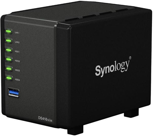 Synology DS416 Slim DiskStation