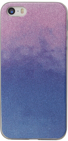 EPICO pouzdro pro iPhone 5/5S/SE GRADIENT RAINBOW - pink