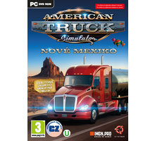 American Truck Simulator: Nové Mexiko (PC)
