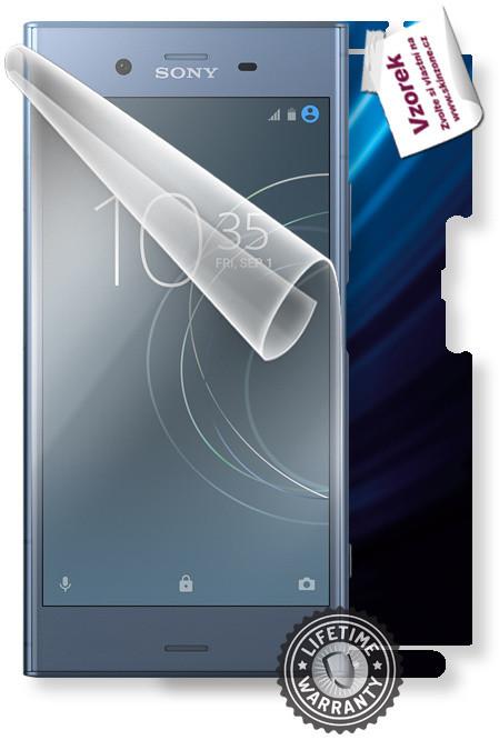 ScreenShield fólie na displej pro Sony Xperia XZ1 G8342 + skin voucher
