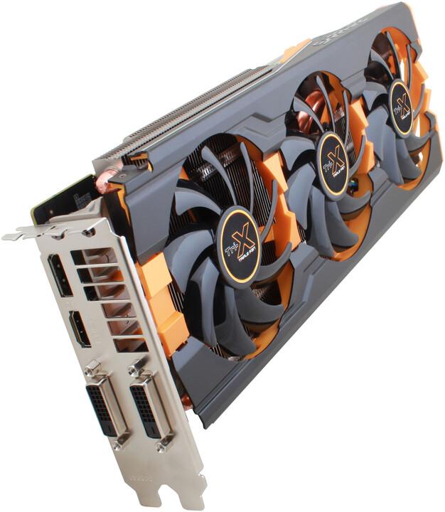 Sapphire R9 290 TRI-X OC 4GB GDDR5 (LITE)