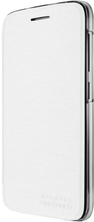 ALCATEL flipové pouzdro pro 5042D POP II, bílá