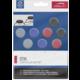 Speed Link Stix silikonové čepičky , 4 barvy (PS4)