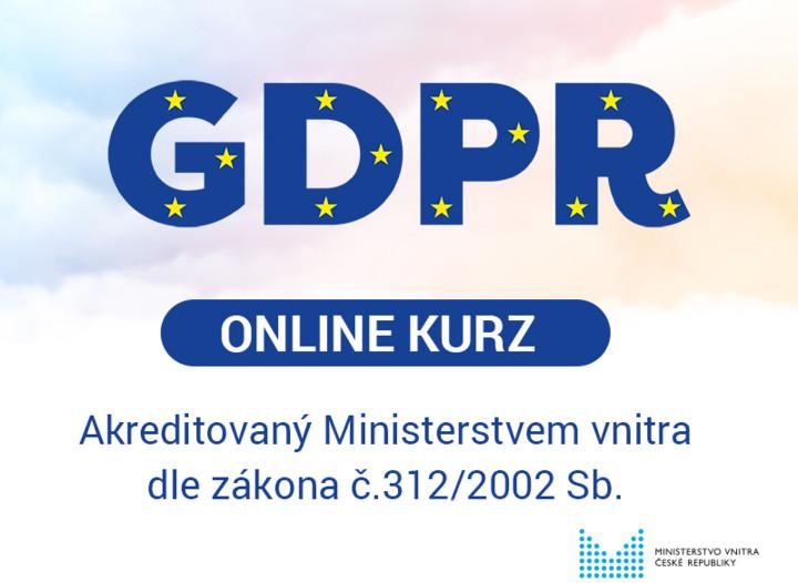 Elektronický GDPR kurz v rozmezí 25-49 uživatelů