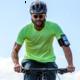 MOC Sport Armband + Slip in phone bag XL, lime