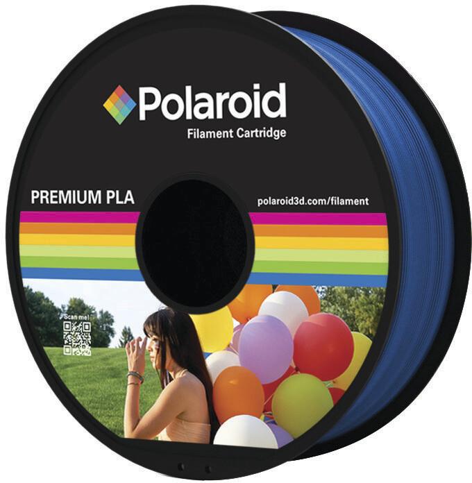 Polaroid 3D 1Kg Universal Premium PLA 1,75mm, modrá