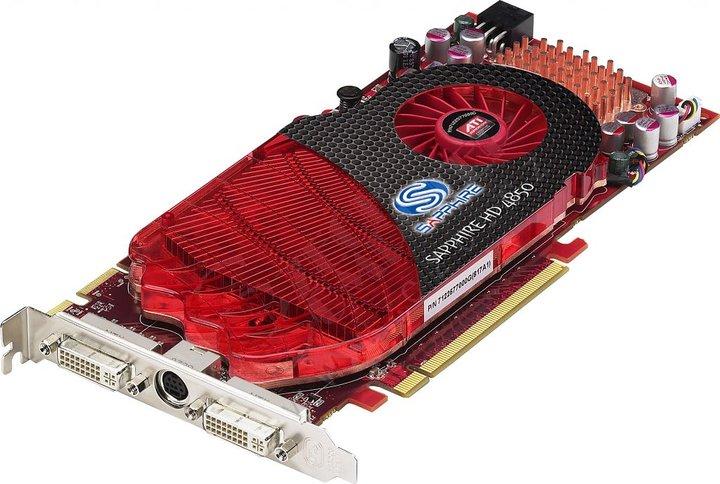Sapphire HD4850 512MB bulk, PCI-E