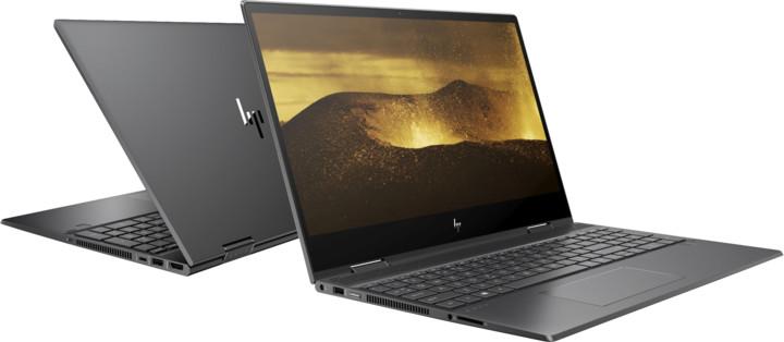HP Envy x360 15-ds0000nc, černá