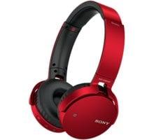 Sony MDR-XB650BT, červená  + Možnost vrácení nevhodného dárku až do půlky ledna