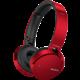 Sony MDR-XB650BT, červená  + 300 Kč na Mall.cz