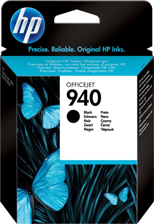 HP C4902AE, č. 940, černá