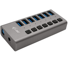 iTec USB 3.0 nabíjecí HUB 7port + Power Adapter 36 W - U3CHARGEHUB7