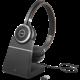 Jabra Evolve 65, Duo, USB-BT, MS, stojánek  + Voucher až na 3 měsíce HBO GO jako dárek (max 1 ks na objednávku)