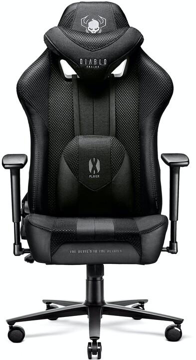 Diablo X-Player 2.0, XL, černá