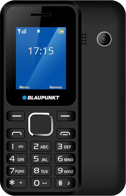 Blaupunkt FS 04, black-silver