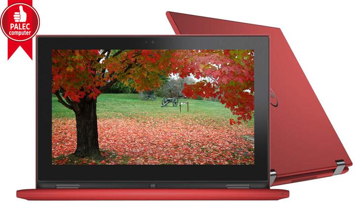 Dell Inspiron 11z (3148) Touch, červená