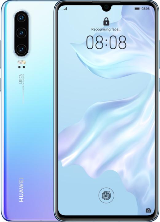 Huawei P30, 6GB/128GB, Breathing Crystal