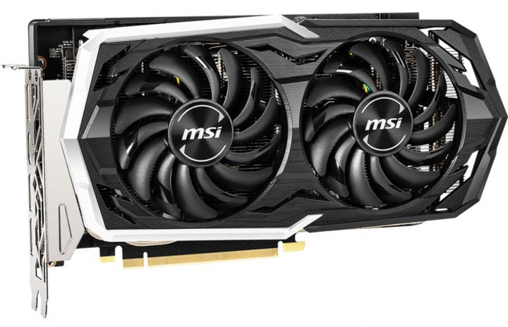 MSI GeForce RTX 2060 SUPER ARMOR OC, 8GB GDDR6