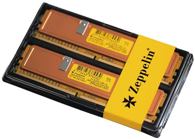 Evolveo Zeppelin GOLD 16GB (2x8GB) DDR4 2133