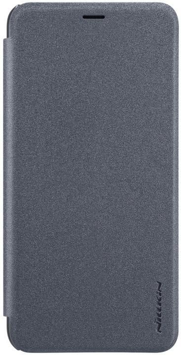 Nillkin Sparkle Folio Pouzdro pro Xiaomi Mi8, černý