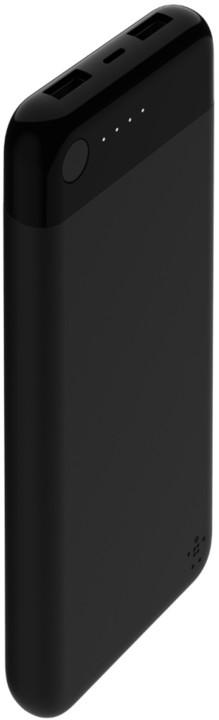 Belkin powerbanka 10000mAh s lightning konektorem, černá