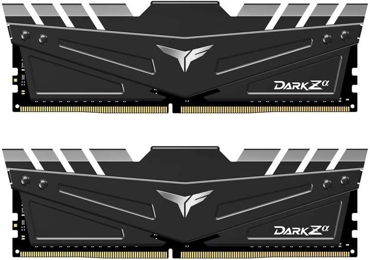 Team T-FORCE DARK Z alpha 32GB (2x16GB) DDR4 4000