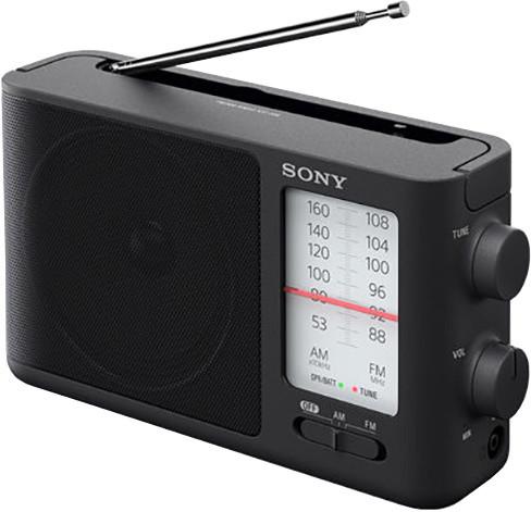 Sony ICF-506, černá