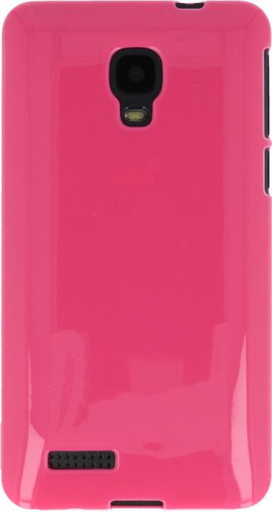 myPhone silikonové pouzdro pro Mini, růžová