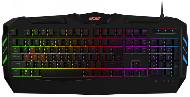 Acer Nitro, černá, US